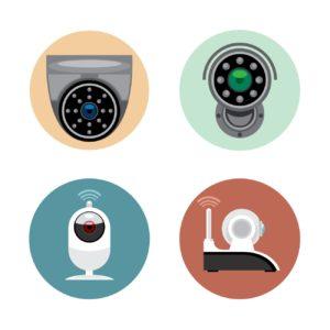 cctv cameras on rent
